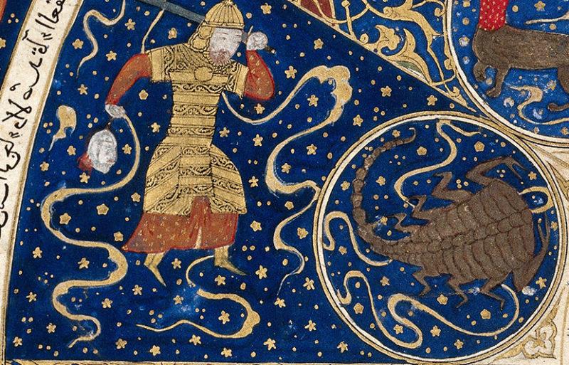 Astrologi, bilde av dyresirkelen